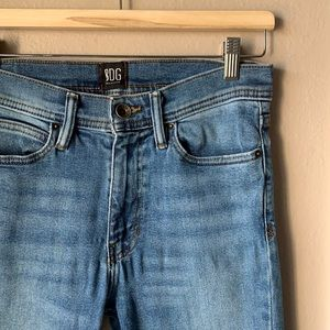 BDG Urban Outfitters Skinny Stretch Medium Wash Jeans